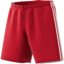 Sportbroek rood Adidas Tastigo