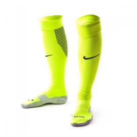 Gele Nike voetbalsokken