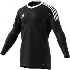 Junior keepersshirt Adidas Revigo 2017 - 2018 zwart