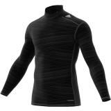 Adidas thermoshirt zwart lange mouw