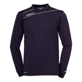 Uhlsport sweater donkerblauw