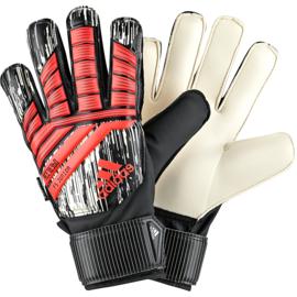 Keepershandschoenen Adidas met Fingersave zwart