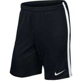 Nike league knit zwarte voetbalbroek
