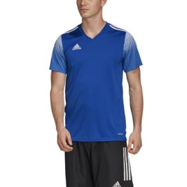 Adidas Regista 20 blauw shirt