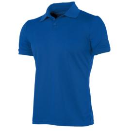Blauwe Hummel polo