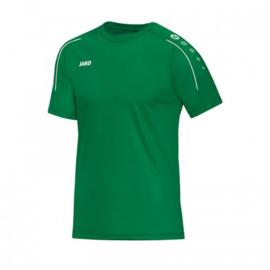 Groen Jako shirt met korte mouwen