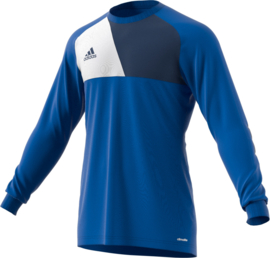 Assita Adidas keepersshirt blauw