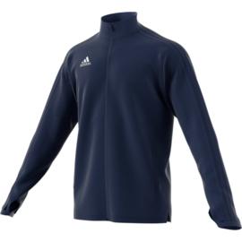 Blauwe Adidas condivo 18 trainingsjas