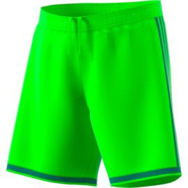 Groene sportbroek Adidas met strepen Regista 18