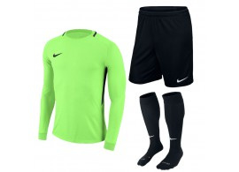 Groen  Nike keeperstenue junior