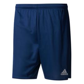 Blauwe Adidas short