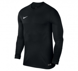 Zwart Nike keepersshirt junior