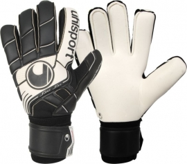 Uhlsport Pro Comfort Textile keepershandschoenen zwart wit
