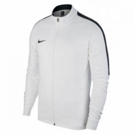 Wit Nike trainingsjas Academy