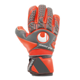 Uhlsport keepershandschoenen rood Ultimate Grip