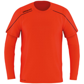 Rood keepersshirt Uhlsport