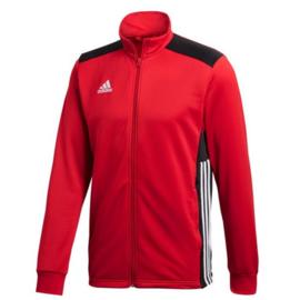 Rode Adidas Regista 18 trainingsjas