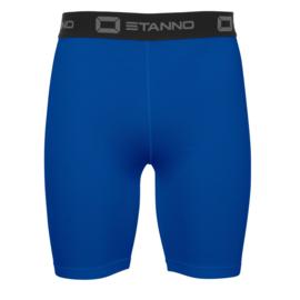 Blauwe slidingbroek van Stanno junior en senior maten