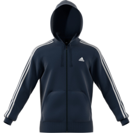 Blauwe Adidas vest
