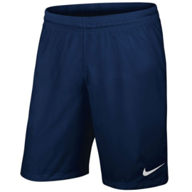 Nike Laser woven short blauw