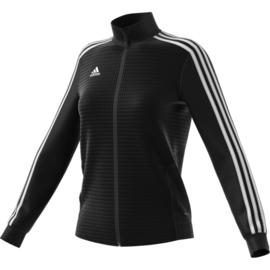 Adidas Tiro 19 dames trainingsjas zwart