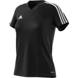 Adidas Tiro 19 zwart damesshirt