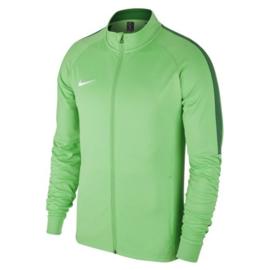 Groene Nike trainingsjas Academy