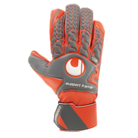 Rode Uhlsport keepershandschoenen Support Frame