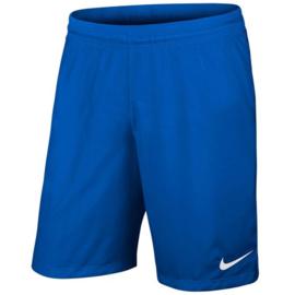 Nike Laser woven blauwe short