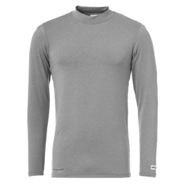 Grijs ondershirt / thermoshirt junior en senior Uhlsport