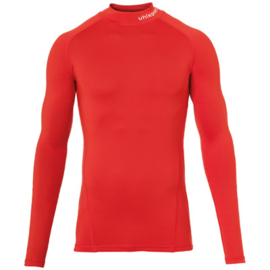 Rood thermoshirt Uhlsport