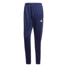 Core 18 blauwe Adidas trainingsbroek