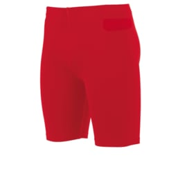 Tight short / slidingbroek Stanno rood