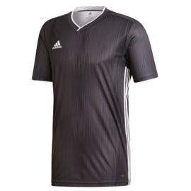 Adidas Tiro 19 zwart shirt korte mouw