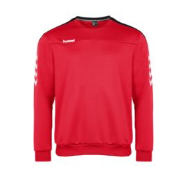 Rode Hummel Valencia sweater