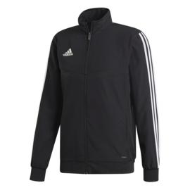 Zwarte Adidas TIRO 19 trainingsjas
