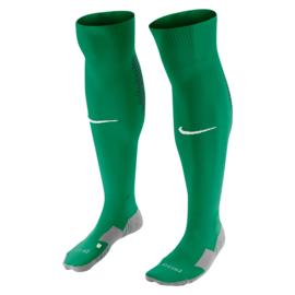 Licht groene Nike voetbalsokken