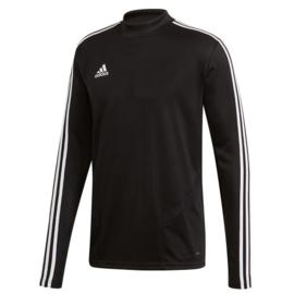 Adidas sweater zwart TIRO 19