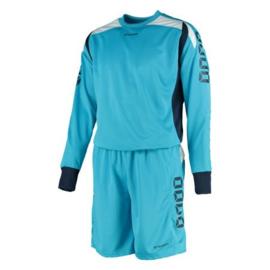 Blauw Stanno keeperstenue inclusief short