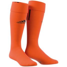 Oranje Adidas voetbalsokken