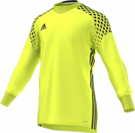 Adidas Onore keepersshirt geel SALE