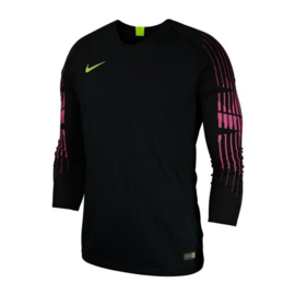 Nike zwart keepersshirt Gardien II junior of compleet zwart NIKE keeperstenue junior