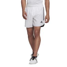 Adidas Condivo 20 witte short korte broek