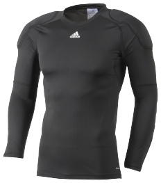 Adidas ondershirt voor keepers met bescherming