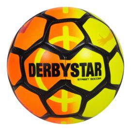 Straatvoetbal van rubber Derbystar