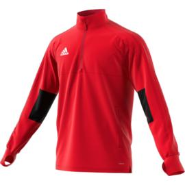 Adidas Condivo 18 trainingstop rood