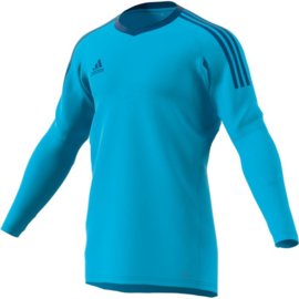 Junior keepersshirt Adidas Revigo 2017 - 2018 blauw