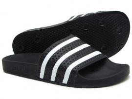 Adilette slippers zwart