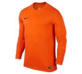 Oranje Nike keepersshirt junior