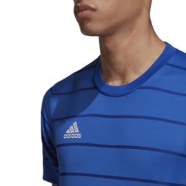 Adidas Campeón 21 blauw shirt